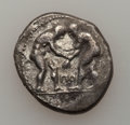 Ancients:Greek, Ancients: PAMPHYLIA. Aspendus. Ca. 325-300/250 BC. AR stater (10.10gm). ...