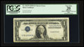 Error Notes:Inverted Third Printings, Fr. 1613N 1935D $1 Silver Certificate. PCGS Apparent Very Fine 20.. ...