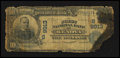 National Bank Notes:West Virginia, Kenova, WV - $10 1902 Date Back Fr. 619 The First NB Ch. # (S)9913....