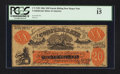 Confederate Notes:1862 Issues, XXI $20 Female Riding Deer Bogus Note 1861.. ...