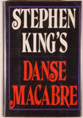 Books:Horror & Supernatural, Stephen King. SIGNED. Danse Macabre. New York: EverestHouse, [1981]. First edition, first printing. Signed by...