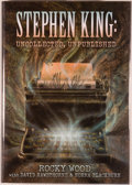 Books:Horror & Supernatural, Stephen King [subject]. Rocky Wood, et al. Stephen King:Uncollected, Unpublished. Baltimore: Cemetery Dance, 20...