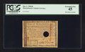 Colonial Notes:Massachusetts, Massachusetts May 5, 1780 $8 PCGS Extremely Fine 45, Hole Cancel.....