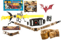 Batman Utility Belt and Accessories Group (undated/2005)