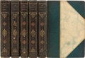 Books:Fine Bindings & Library Sets, [Napoleon]. William Hazlitt. The Life of Napoleon. [and:]Louis Antoine Fauvelet de Bourrienne. Memoirs ... (Total: 16Items)