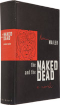 Books:First Editions, Norman Mailer. The Naked and the Dead. New York: Rinehartand Company, [1948]. First edition, first state with d...
