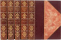 Books:Fine Bindings & Library Sets, George Eliot. The Writings of George Eliot. Boston and New York: Houghton Mifflin, 1908. Large-Paper Edition, on... (Total: 25 Items)