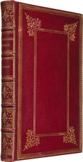 Books:Literature 1900-up, Samuel Taylor Coleridge. Poems, by S. T. Coleridge, SecondEdition. To Which Are Now to be Added Poems by Charles...