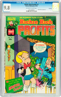 Bronze Age (1970-1979):Cartoon Character, Richie Rich Profits #1 File Copy (Harvey, 1974) CGC NM/MT 9.8Off-white to white pages....