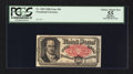 Fractional Currency:Fifth Issue, Fr. 1381 50¢ Fifth Issue PCGS Apparent Choice About New 55.. ...