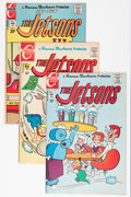 Bronze Age (1970-1979):Cartoon Character, The Jetsons Group Charlton, 1970-73) Condition: Average VF+....(Total: 11 Comic Books)