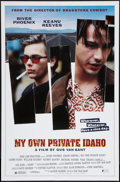 """Movie Posters:Drama, My Own Private Idaho (New Line, 1991). One Sheet (27"""" X 41""""). Drama.. ..."""