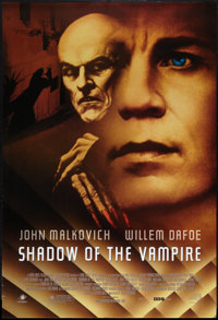 """Shadow of the Vampire (Lions Gate, 2000). One Sheet (27"""" X 40""""). SS. Horror"""