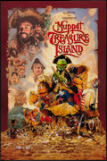 """Movie Posters:Comedy, Muppet Treasure Island (Buena Vista, 1996). One Sheet (27"""" X 40"""")DS. Comedy.. ..."""