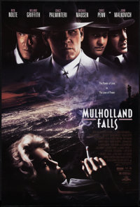 """Mulholland Falls (MGM, 1996). One Sheet (27"""" X 40"""") DS. Crime"""