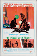"Movie Posters:Academy Award Winners, In the Heat of the Night (United Artists, 1967). One Sheet (27"" X41""). Academy Award Winners.. ..."