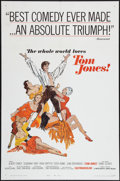 "Movie Posters:Academy Award Winners, Tom Jones (United Artists, 1963). One Sheet (27"" X 41"") Style A.Academy Award Winners.. ..."