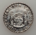 Mexico, Mexico: Lot of Seven Colonial 2 and 4 Reales Coins, ... (Total: 7coins)