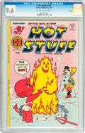 Bronze Age (1970-1979):Humor, Hot Stuff, the Little Devil #140, 141, and 160 CGC-Slabbed FileCopies Group (Harvey, 1977-81) Condition: CGC NM+ 9.6.... (Total: 3Comic Books)