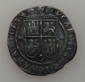 Mexico, Mexico: Carlos & Johanna Pair of Late Date 2 Reales Coins(1542-1556), ... (Total: 2 coins)