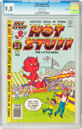 Bronze Age (1970-1979):Humor, Hot Stuff, the Little Devil #150 and 158 CGC-Graded File CopiesGroup (Harvey, 1979-81) Condition: CGC NM/MT 9.8.... (Total: 2Comic Books)