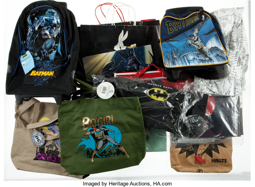 d2dc60255559 Batman-related Merchandise Bag and Back Pack