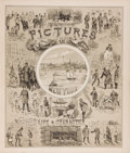 Books:Americana & American History, G. W. Averell, lithographer. Pictures of Life and Character inNew York. New York: Geo. W. Averell & Co., [n. d...
