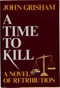 Books:Mystery & Detective Fiction, John Grisham. A Time to Kill. New York: Wynwood Press,[1989]. First edition, first printing. Octavo. 415 pages. Pub...