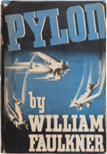 Books:Literature 1900-up, William Faulkner. Pylon. New York: Harrison Smith and RobertHaas, Inc., 1935. First edition, first printing. Octavo...