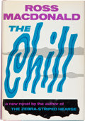 Books:Signed Editions, Ross Macdonald. The Chill. New York: Alfred A. Knopf, 1964.First edition, first printing. Inscribed and signed by...