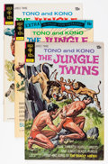 Bronze Age (1970-1979):Miscellaneous, The Jungle Twins File Copy Group (Gold Key/Whitman, 1972-75)Condition: Average VF+.... (Total: 11 Comic Books)
