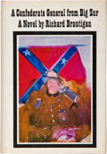 Books:Fiction, Richard Brautigan. A Confederate General from Big Sur. NewYork: Grove Press, [1964]. First edition. Octavo. 159 pag...