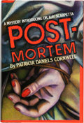 Books:Mystery & Detective Fiction, Patricia Daniels Cornwell. Post-Mortem. New York: CharlesScribner's Sons, [1990]. First edition, first printing. Oc...