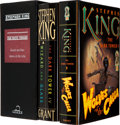 Books:Horror & Supernatural, Stephen King. Two Signed Dark Tower First Editions, including: The Dark Tower IV: Wizard and Glass. ... (Total: 2 Items)