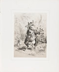 Books:Children's Books, [Henry L. Stephens, illustrator]. The Fables of Aesop, WithFifty-Six Illustrations From Designs By Henry L. Stephens...