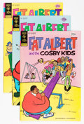 Bronze Age (1970-1979):Cartoon Character, Fat Albert File Copy Group (Gold Key, 1974-79) Condition: Average VF+.... (Total: 19 Comic Books)