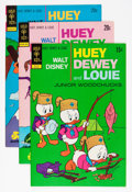 Bronze Age (1970-1979):Cartoon Character, Huey, Dewey, and Louie Junior Woodchucks File Copy Group (Gold Key,1973-80) Condition: Average VF+.... (Total: 32 Comic Books)