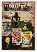 Silver Age (1956-1969):Horror, This Magazine Is Haunted V2#13 (Charlton, 1957) Condition:VG/FN....