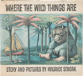 Books:Children's Books, Maurice Sendak. Where the Wild Things Are. New York: Harper& Row, 1963. First edition, first issue jacket (with $3....