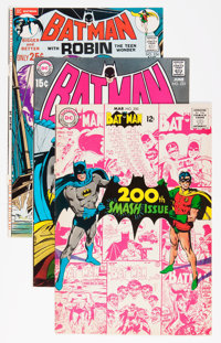 Neal Adams Batman-Related Covers Only Group (DC, 1960s-70s).... (Total: 44 Items)