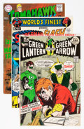 Memorabilia:Comic-Related, Neal Adams DC Covers Only Group (DC, 1960s-70s).... (Total: 56 Items)