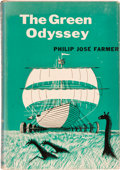 Books:Science Fiction & Fantasy, Philip Jose Farmer. The Green Odyssey. New York: Ballantine Books, [1957]. First edition, first printing. With...