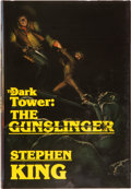 Books:Horror & Supernatural, Stephen King. The Dark Tower: The Gunslinger. [WestKingston, Rhode Island]: Donald M. Grant Publisher, Inc., [1982]...