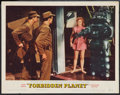 """Movie Posters:Science Fiction, Forbidden Planet (MGM, 1956). Lobby Card (11"""" X 14""""). ScienceFiction.. ..."""