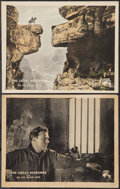 "Movie Posters:Drama, The Great Redeemer (Metro, 1920). Lobby Cards (2) (11"" X 14"").Drama.. ... (Total: 2 Items)"