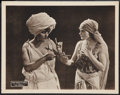 """Movie Posters:Serial, With Stanley In Africa (Universal, 1922). Lobby Card (11"""" X 14"""") Episode Ten -- """"The Ordeal."""" Serial.. ..."""