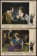 "Movie Posters:Romance, Rosita (United Artists, 1923). Lobby Cards (2) (10.25"" X 13.5""). Romance.. ... (Total: 2 Items)"