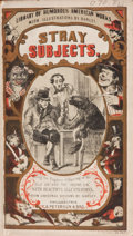 Books:Americana & American History, [F. O. C. Darley, illustrator]. [F. A. Durivage and George P.Burnham]. Stray Subjects, Arrested and Bound Over:...