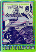 Books:Signed Editions, Tony Hillerman. The Fly on the Wall. New York: Harper &Row, [1971]. First edition, first printing. Inscribed and ...
