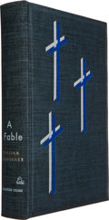 Books:Literature 1900-up, William Faulkner. A Fable. New York: Random House, [1954].First edition, number 37 of 1,000 limited edition c...